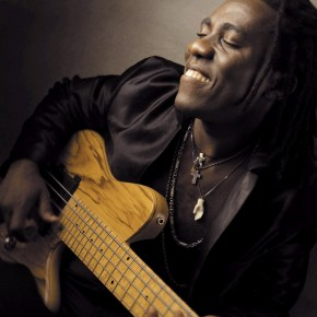 Richard Bona - Jazz Cafe, 30/3/08