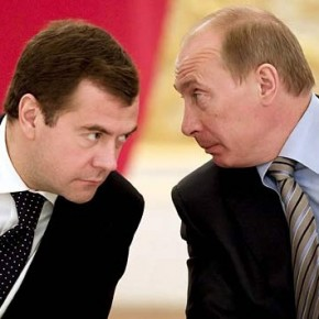 The Kremlin's hot and cold war