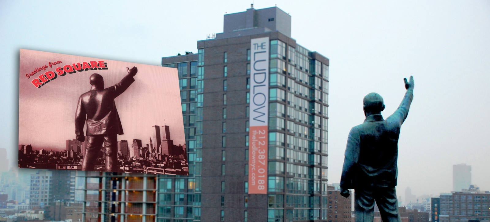 How Lenin and Red Square ended up in NYC