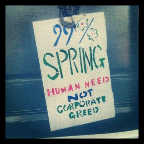 The 99% Spring: What next for Occupy?