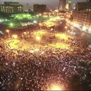 Egypt: Tahrir burns with Mubarak protests