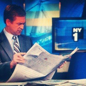 Interview: Pat Kiernan on the New York media world