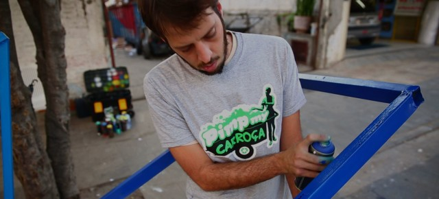 Pimping out Brazil's invisible recycling force