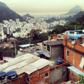 Favela food breaks down social barriers