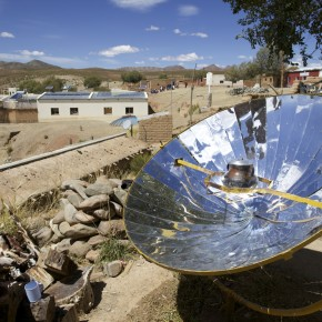 Seizing Solar Power