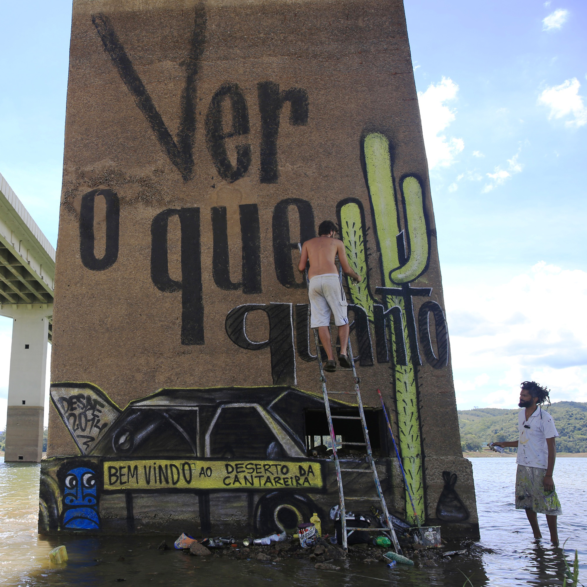 s u00e3o paulo water crisis generates wave of brazilian art