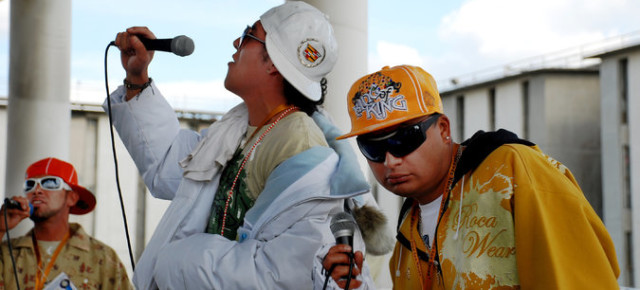 Singing to Be Heard, Behind Bars in Mexico