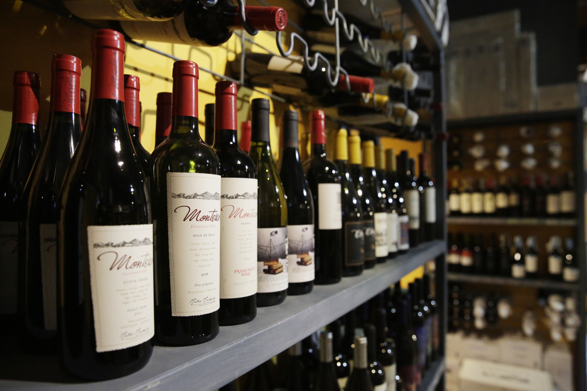 a revolution for argentine wine